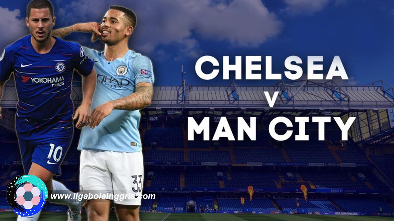 Bigmatch Manchester City Vs Chelsea