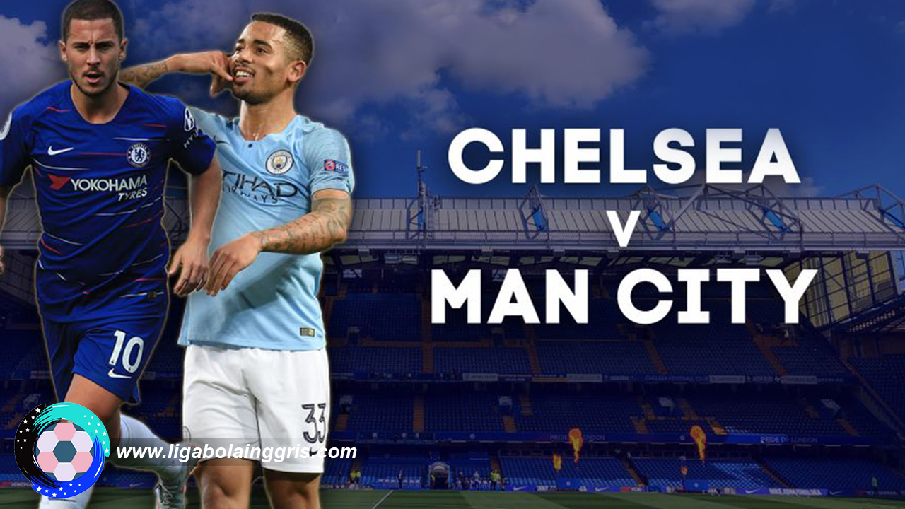 Bigmatch Manchester City Vs Chelsea