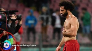 Mohamed Salah memberi kabar gembira untuk Liverpool