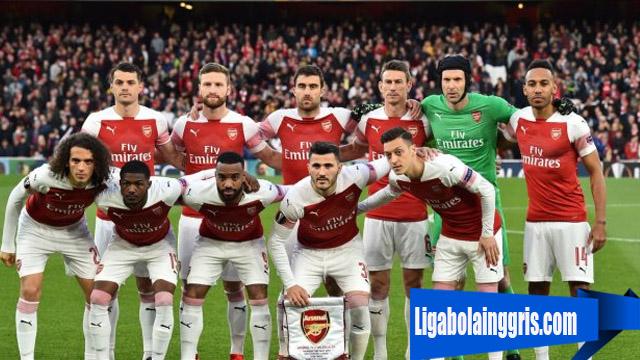 Arsenal Akan Meghadapi Final Liga Eropa