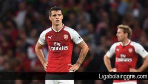 Granit Xhaka Yakin Bahwa Arsenal Bisa Kejar Liverpool