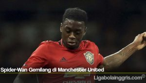 Spider-Wan Gemilang di Manchester United