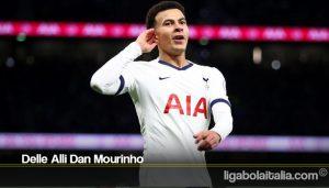 Delle Alli Dan Mourinho