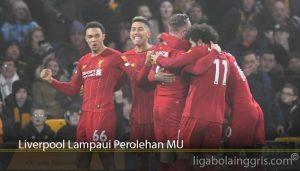 Liverpool Lampaui Perolehan MU