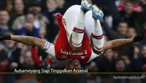 Aubameyang Siap Tinggalkan Arsenal